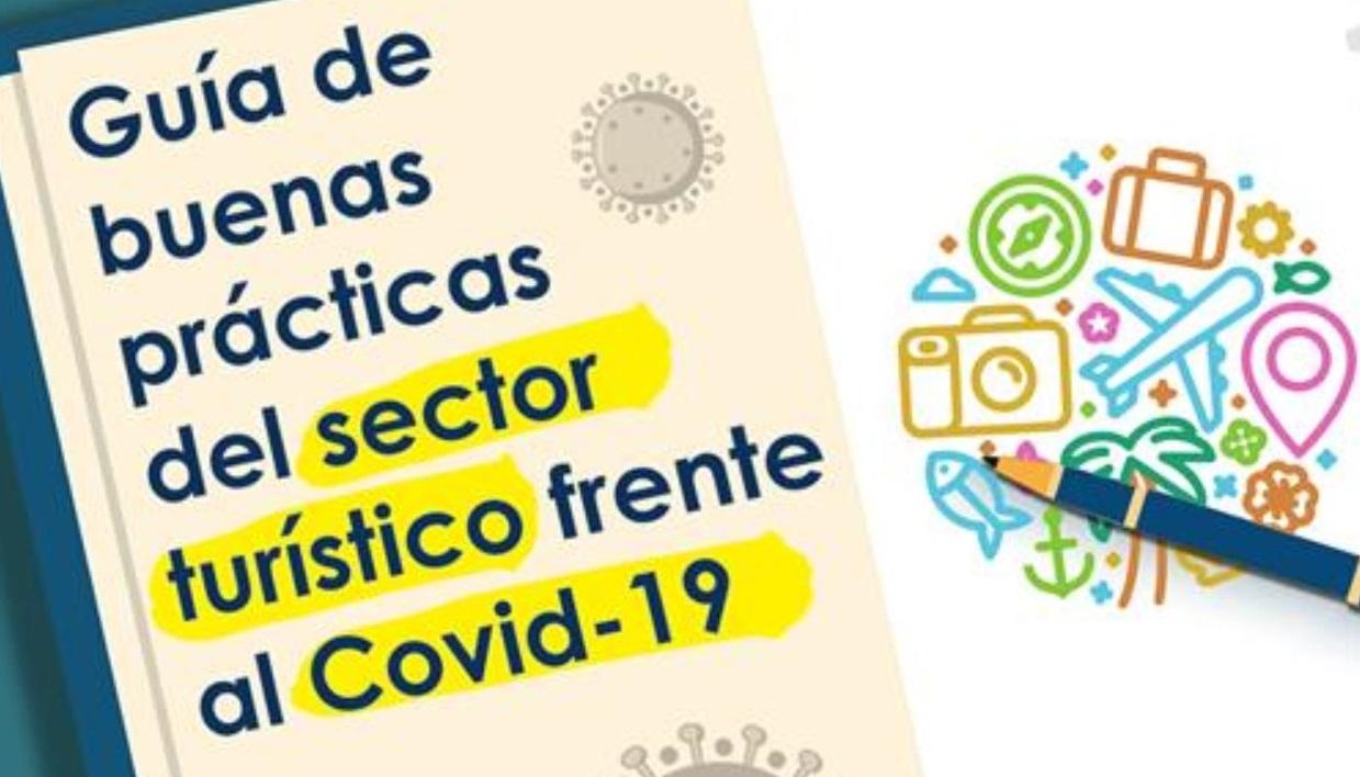 Guías para reducir el contagio del Covid-19 en el sector turístico