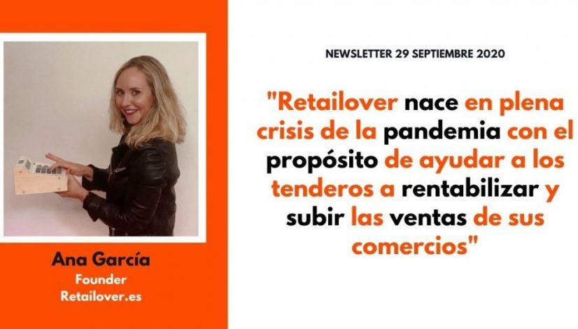 Entrevistando a...Ana García