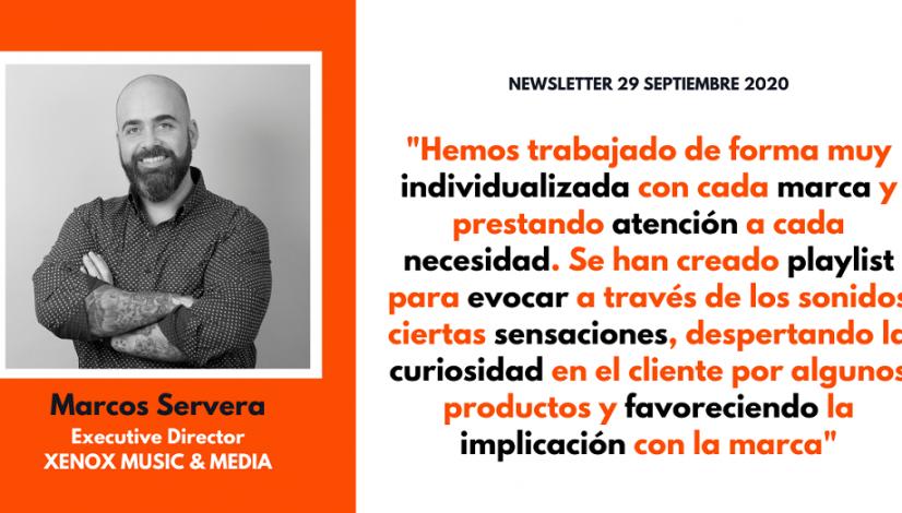 Entrevistando a...Marcos Servera