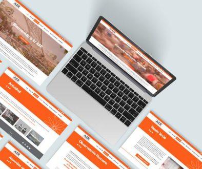 Nueva web de la AER