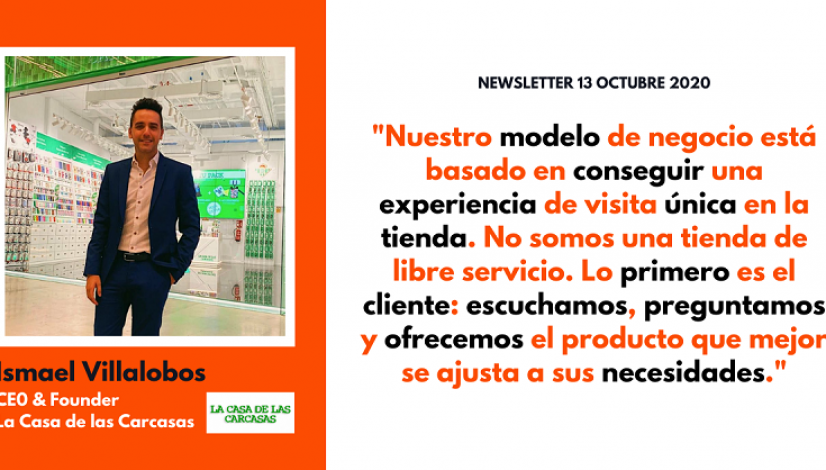 Entrevistando a...Ismael Villalobos