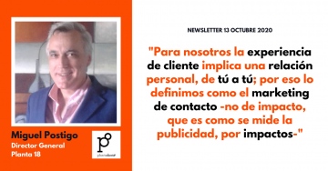 Entrevistando a...Miguel Postigo