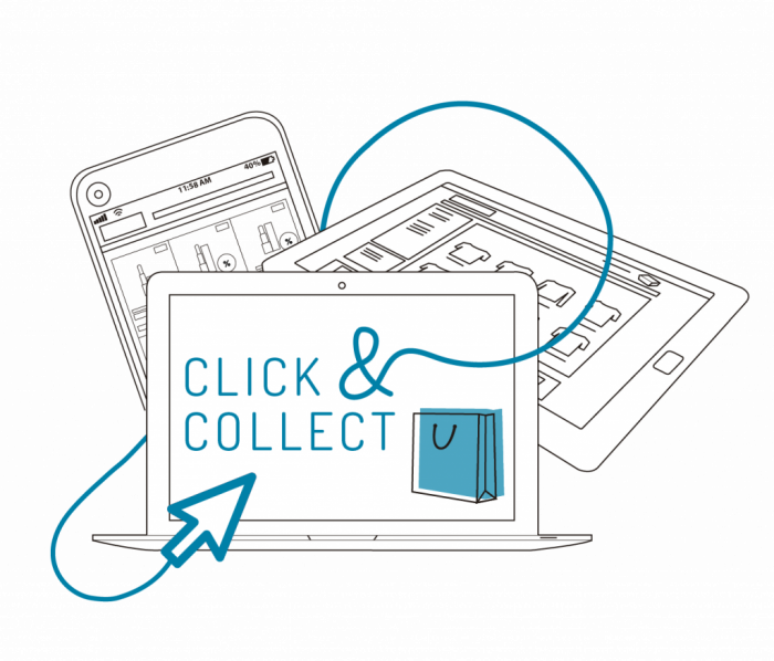 Click & Collect Comerzzia