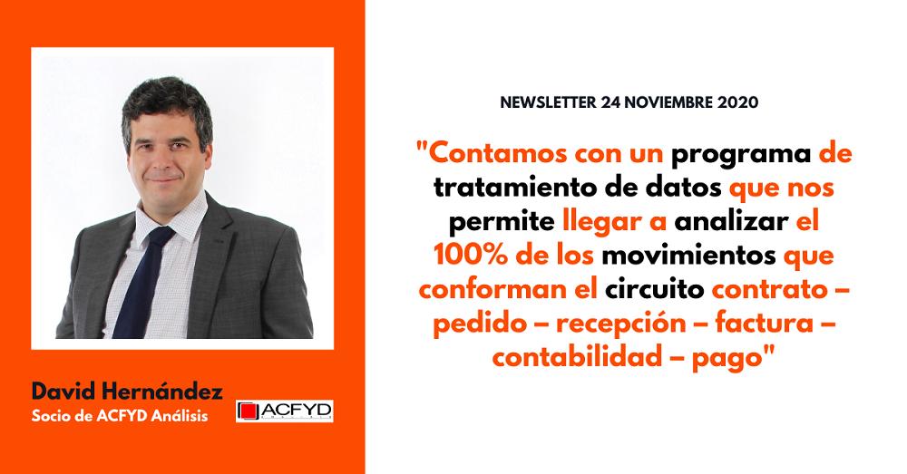 Entrevistando a David Hernández