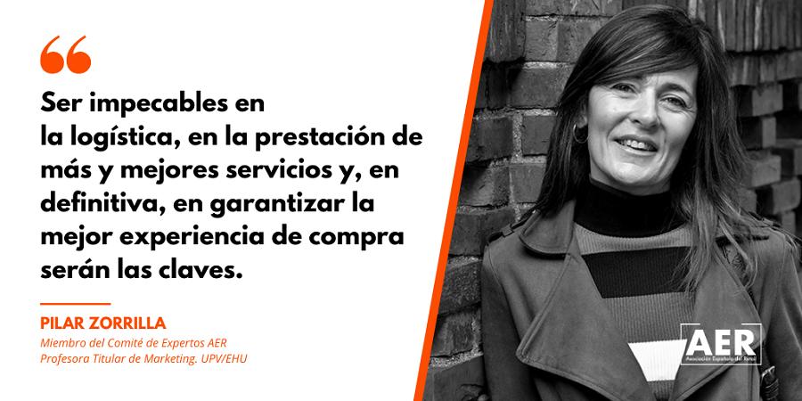 La opinión de Pilar Zorrilla