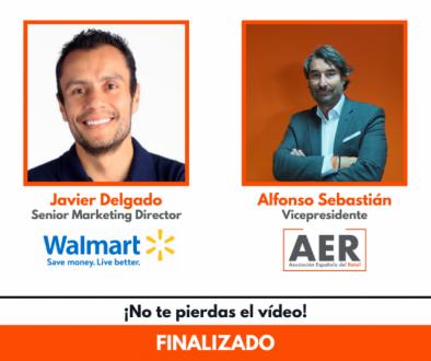 #Charlas@2 con Javier Delgado - Walmart