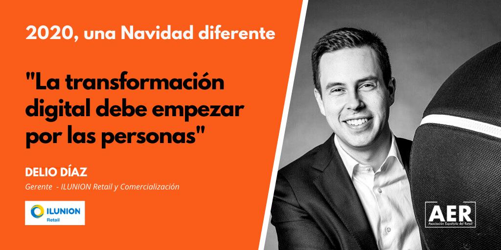 Delio Díaz opina Navidad 2020
