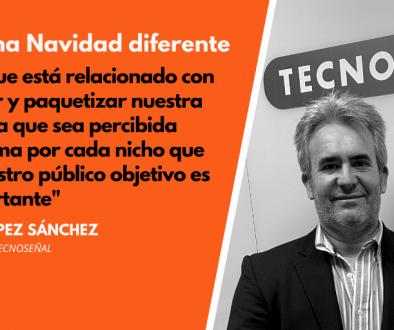 Eduardo López opina sobre las Navidades 2020