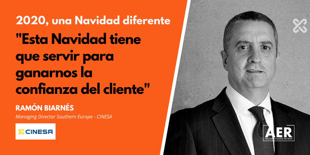 Ramón Biarnés opina sobre las Navidades 2020