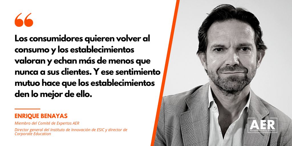 Enrique Benayas opina