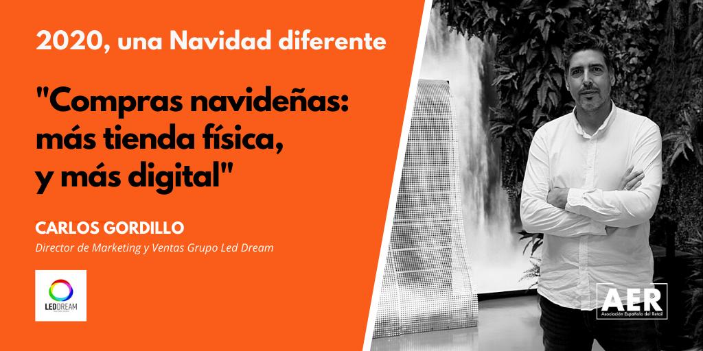 Carlos Gordillo opina sobre las Navidades 2020