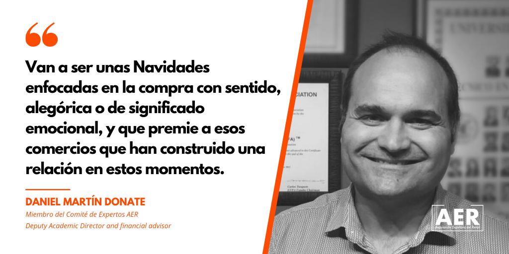 Daniel Martín Donate opina