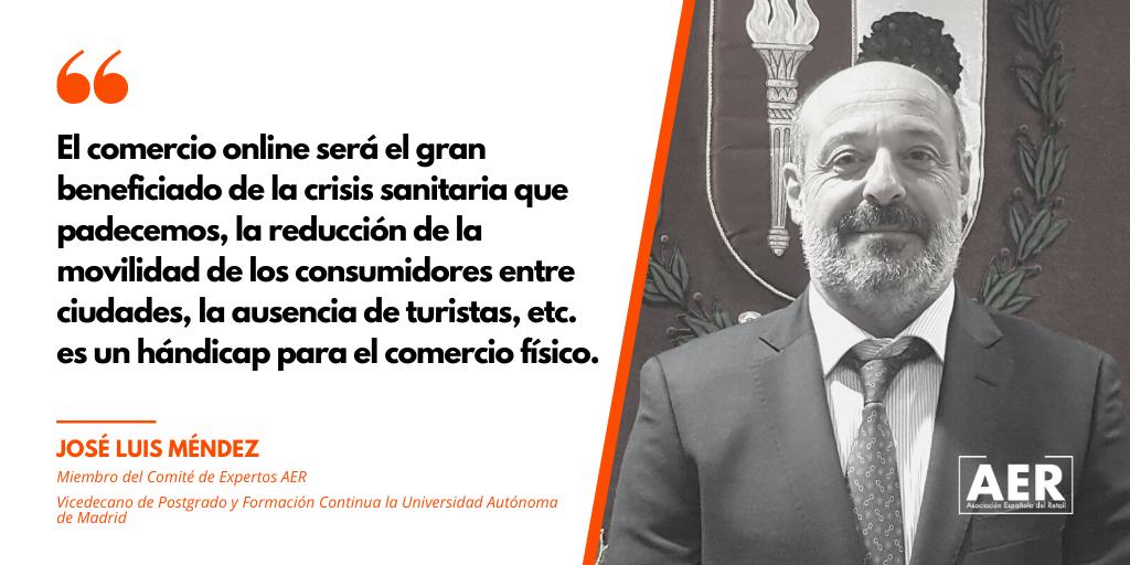 José Luis Méndez opina