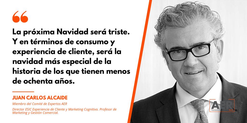 Juan Carlos Alcaide opina