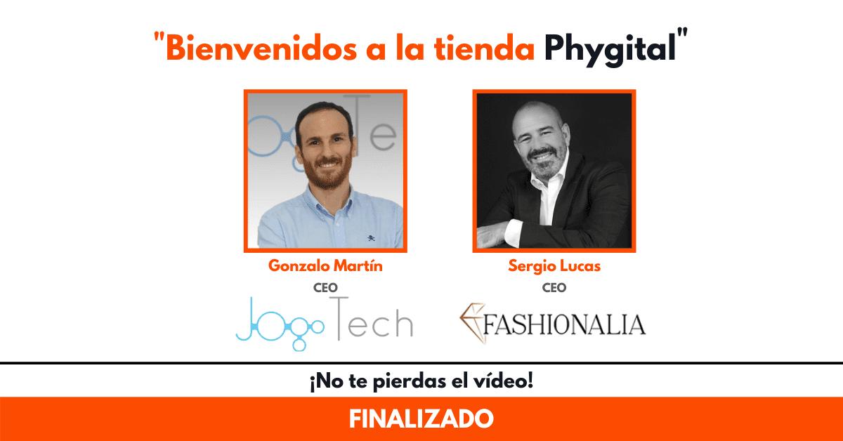 #Charlas@2 con Gonzalo Martín y Sergio Lucas