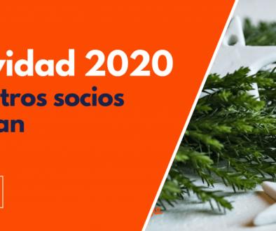 Navidad 2020 Nuestros socios opinan