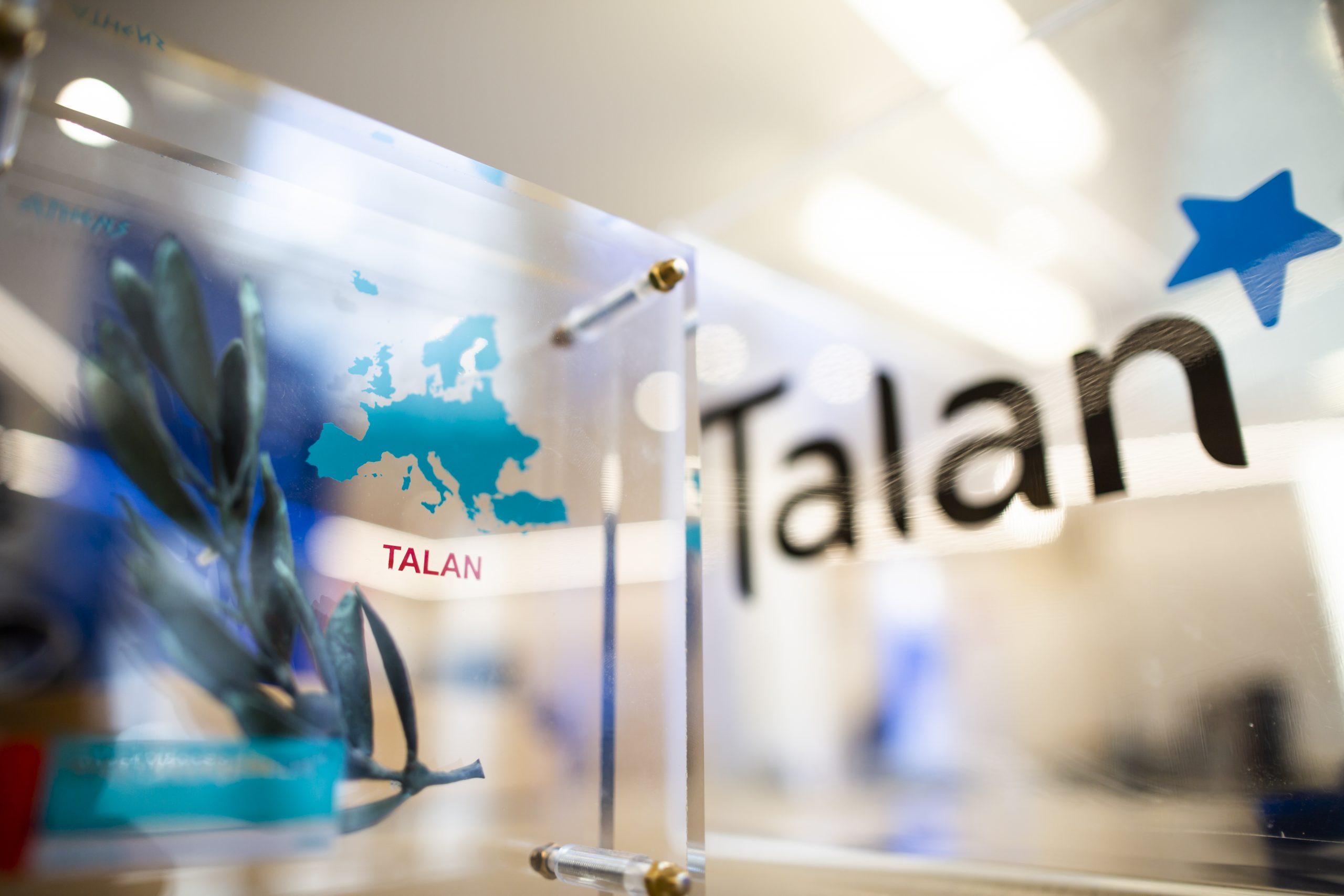 Entrevista a Talan