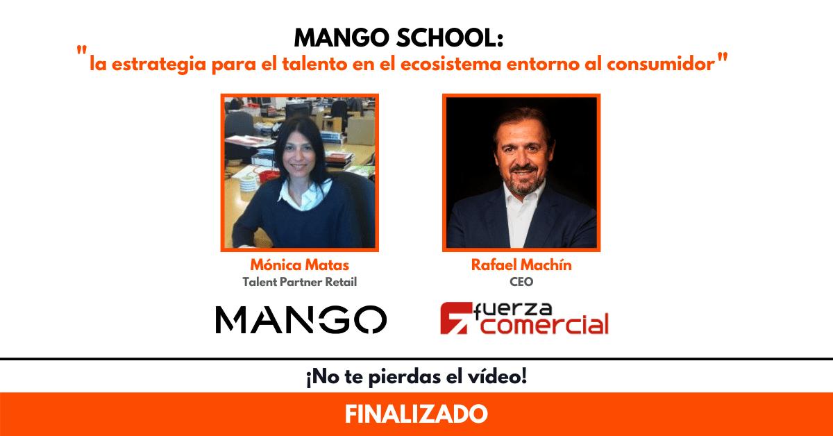 #Charlas@2 con MANGO & Fuerza Comercial