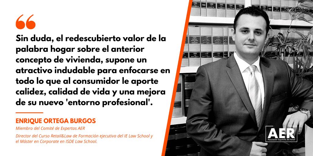 Enrique Ortega Burgos aconseja