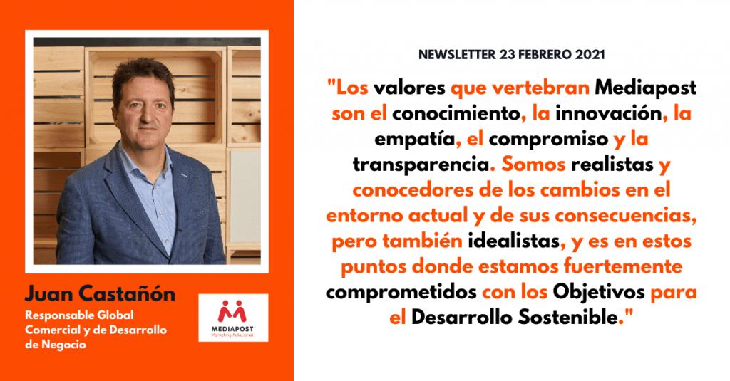 Entrevistando a...Juan Castañón