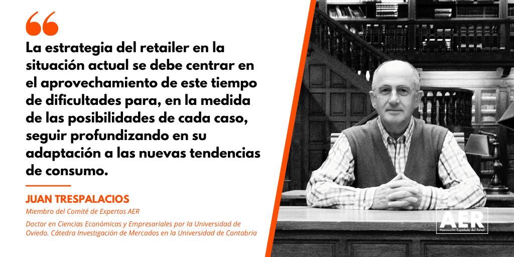 Juan Trespalacios aconseja