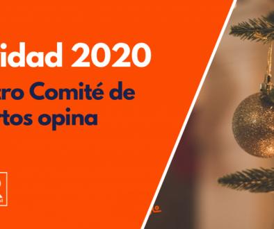 Navidad 2020 Nuestro Comité de Expertos opina