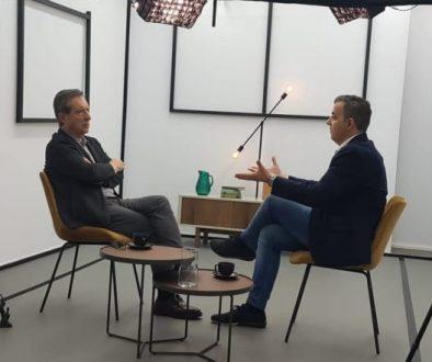 Iñaki Gabilondo entrevista a Laureano Turienzo