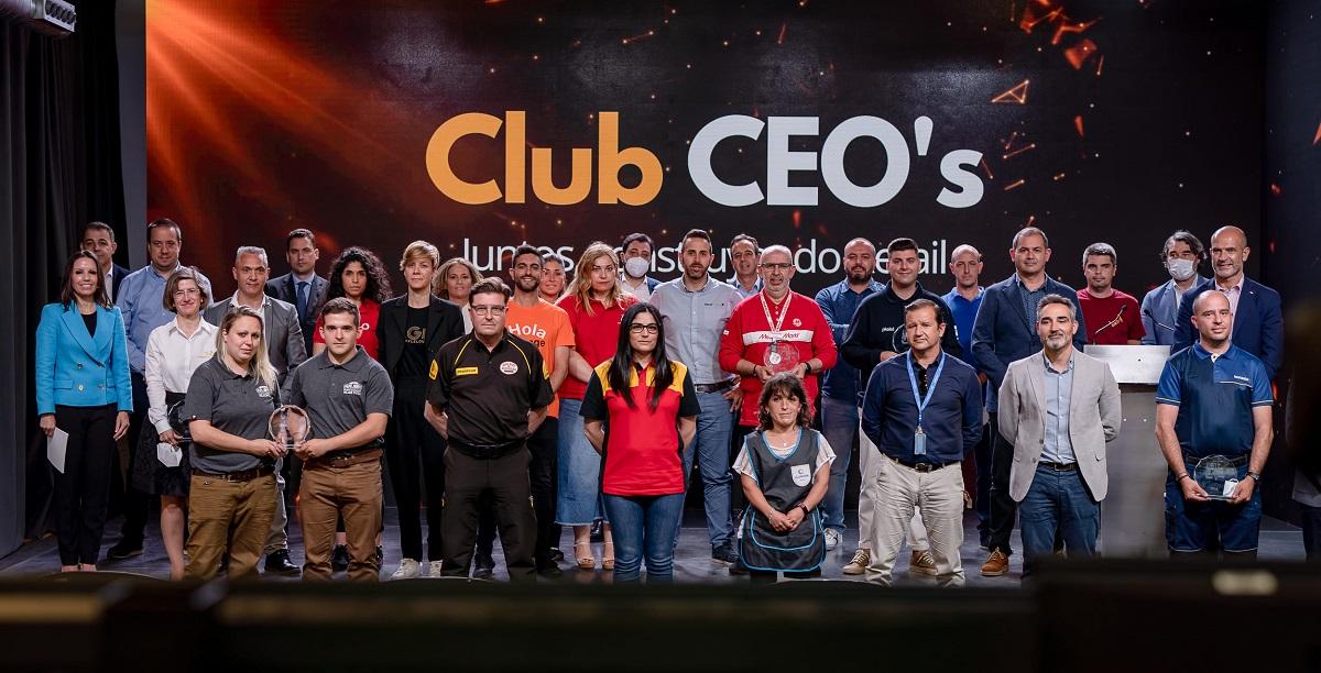 1ª Edición Club de CEO's AER