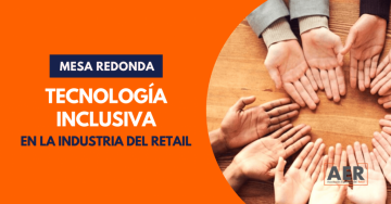 Mesa Redonda 'Tecnología Inclusiva'